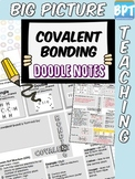 Covalent Bonding Activity Worksheet Doodle Notes