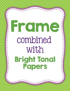 Cover Frames: Square and Rectangle Stitched Up Style Art Frames in 14 Colors