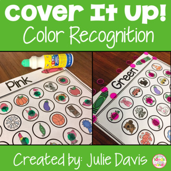 Cover It Up Color Identification and Recognition