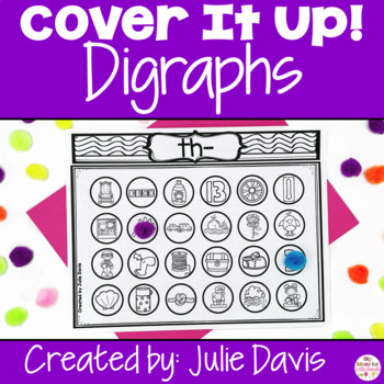 Cover It Up Digraphs Edition