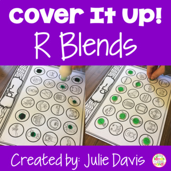 Small Group R Blends Worksheets and Activities
