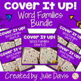 Cover It Up Word Families Bundle