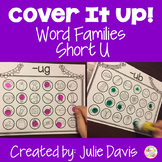 Word Families Activities Short U Worksheets