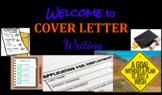 Cover Letter Writing Slideshow