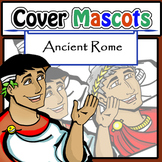 Cover Mascots: Ancient Rome (2 BW and 2 Color)!