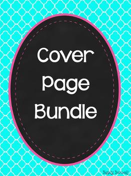 Cover Page Bundle
