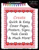 Cover Page Kit (Feb.) - Valentine Clip Art - CU Clip Art,