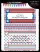 Cover Page Kit (July) - Patriotic Clip Art - CU Clip Art, B&W & 8.5x11 Papers