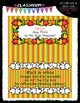 Cover Page Kit (Oct.) - Fall Leaves Clip Art - CU Clip Art, B&W & 8.5x11 Papers