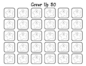 Cover Up 30