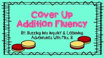 Cover Up-Addition Fluency