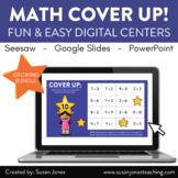 Cover Up: Digital Math Activities for 1st Grade