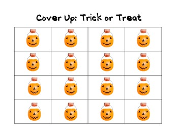 Cover Up: Trick of Treat