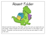 Cover for Absent Folder