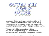 Cover the 100s board