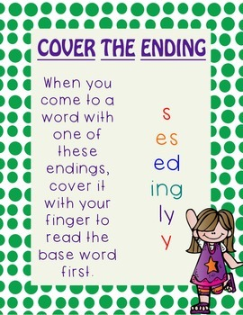Cover the Ending Strategy Poster