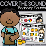 Cover the Sound {Beginning Sound Activities for Kindergarten}