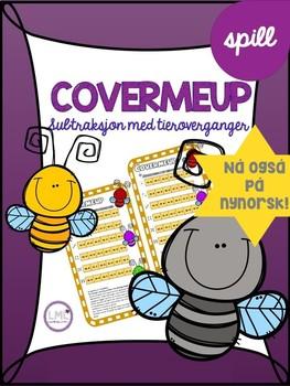 CoverMeUp - Subtraksjon med tieroverganger