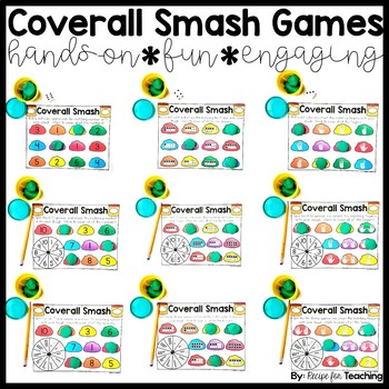 Coverall Smash Games