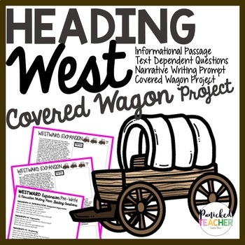 Covered Wagon Project-Westward Expansion