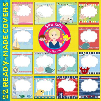 Covers for Summer Clipart
