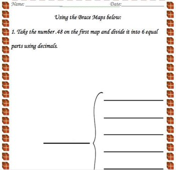 Converting Fractions to Decimals Lesson Plan (Everything Included)