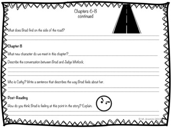 Coverup by Jay Bennett Novel Study with Literacy Center Activities