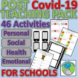 Covid-19: Back to School- Activity Pack- 46 Activities to