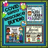 Covid - 19 Safety Bundle - Google Slide Shows