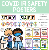 Covid 19 Safety Posters