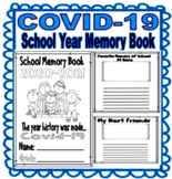Covid-19 School Year Memory Book *fun project to document