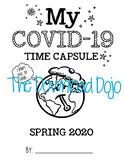 Time Capsule Covid 19, Covid Time Capsule, Covid 19 Activi