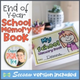 Covid End of Year Memory Book 2021 Digital and Paper Version