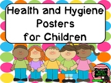 Covid Health, Hygiene, and Wellness Posters
