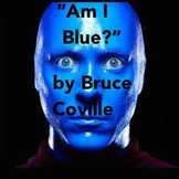 "Coville, Bruce  ""Am I Blue?""  (Short story)"