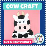 Cow Animal Craft