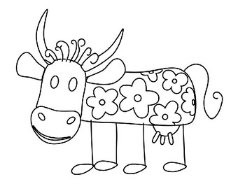 Cow Clip Art and Templates