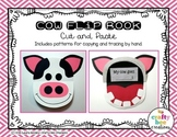 Cow Craft {Flip Book}