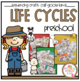 Cow Life Cycle Sequencing Craft