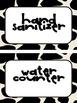 EDITABLE Cow Print Classroom Job Chart (Matches Western Set)