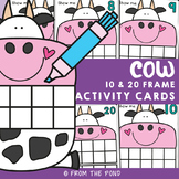 Cow Ten and Twenty Frames