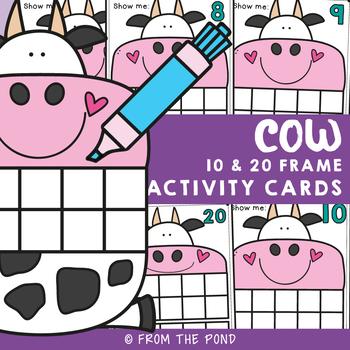 Cow Ten and Twenty Frames