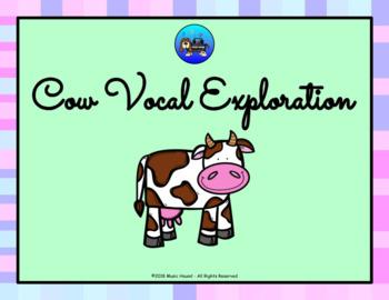 Cow Vocal Exploration