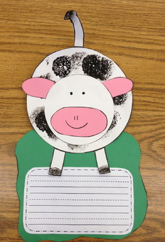 Cow and Pig Craft