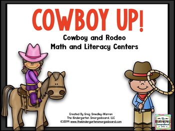 Cowboy And Rodeo Centers!  Cowboy Up!