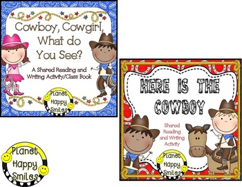 Cowboy Bundle ~ A Growing Bundle
