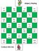 Cowboy Checkers - Math Center - Multiplication Game