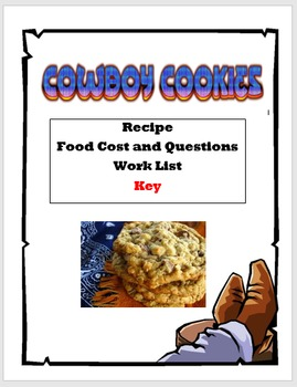 Cowboy Cookie Lab