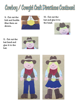 Cowboy / Cowgirl Craft
