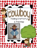 Cowboy Craftivity & Tree Map